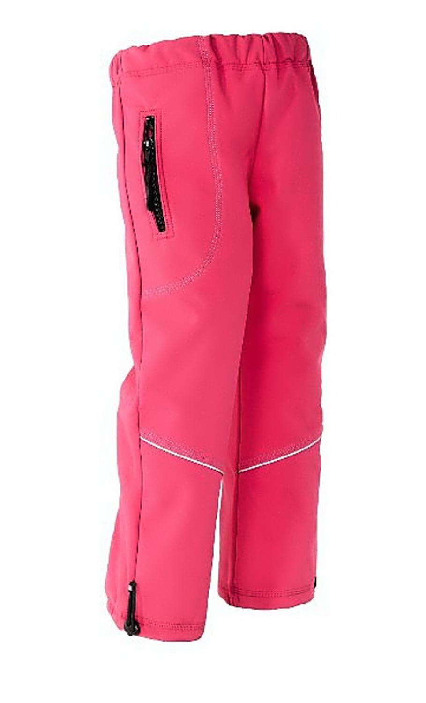 SANTI dívčí zateplené softshellové kalhoty ac1846f7f7